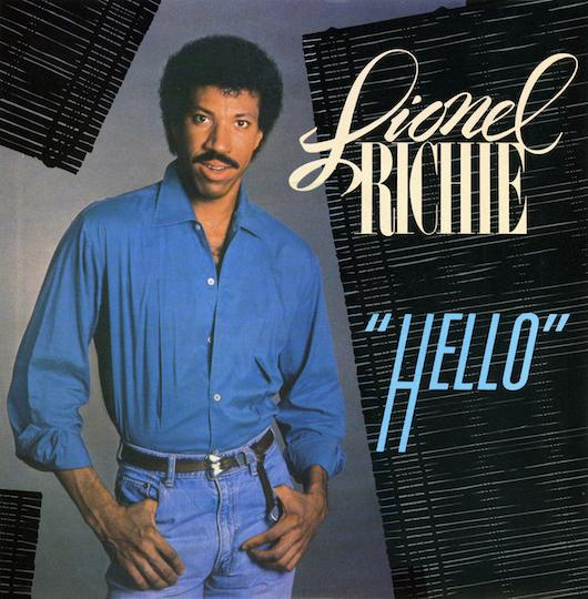 It Was Lionel Richie We Were Looking For