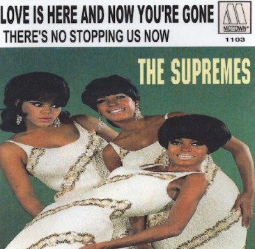 The Supremes Succeed The Stones