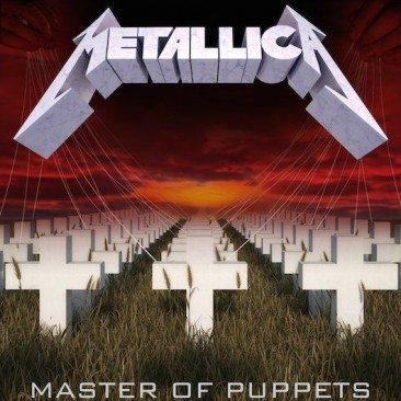 Metallica The Puppet Masters