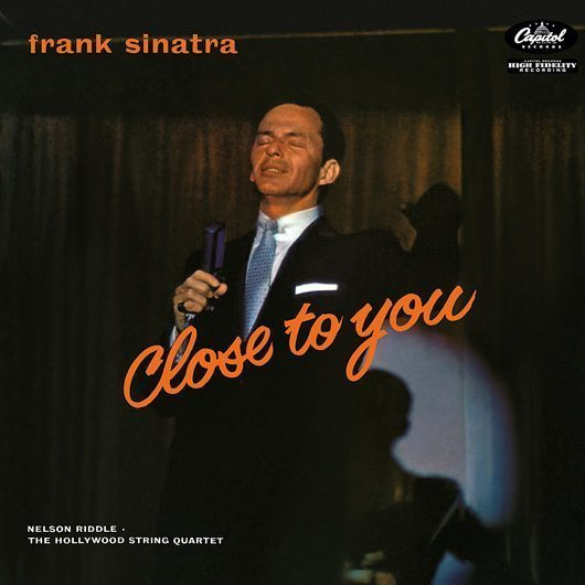 reDiscover Frank Sinatra's 'Close To You'
