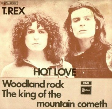 Marc Bolan Gives His Fans 'Hot Love'
