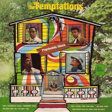 The Temptations Go 'Psychedelic'