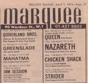 1973-04-09 Queen