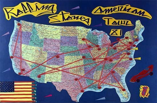 1981 US tour