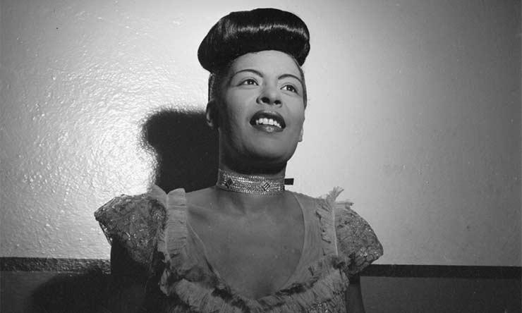 Billie Holiday, Carnegie Hall, New York, N.Y., between 1946 and 1948 web optimised 740