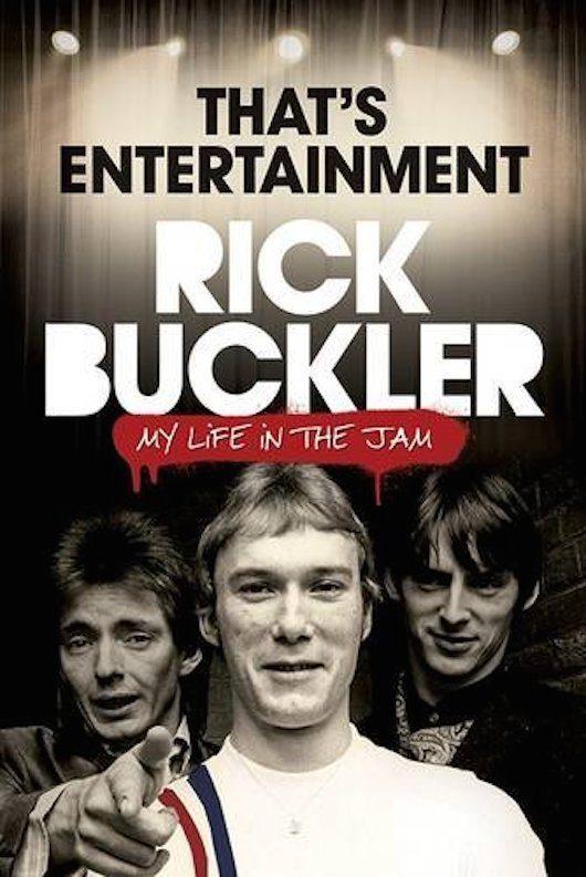 Former Jam Drummer Rick Buckler Completes Autobiography