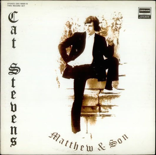 In 1971 A 60s Echo For Cat Stevens Udiscover