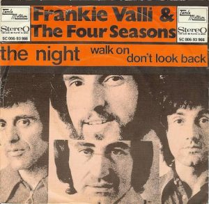 FrankieValliAndTheFourSeasonsTheNight