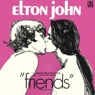 Elton John Makes 'Friends' — In America, At Least