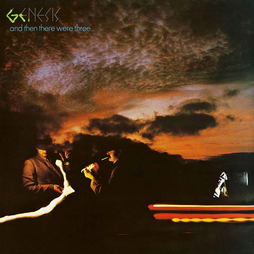 Genesis And Then There Were Three Album Cover web optimised 820