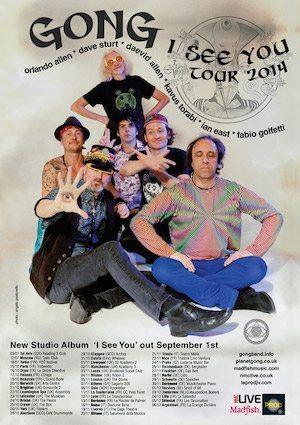 Gong tour
