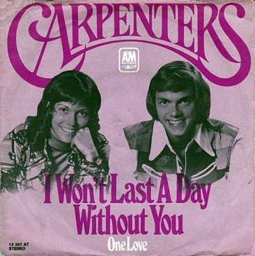 The Carpenters Wait For An Unlucky Hit