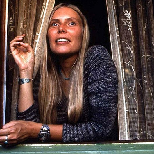how to get into joni mitchell