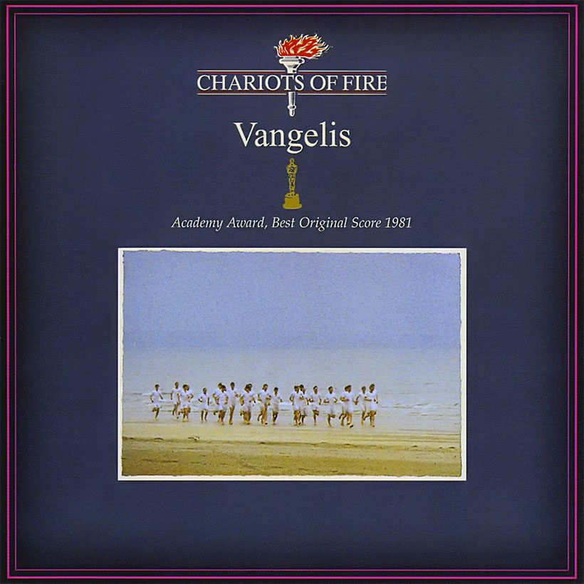 Vangelis Chariots Of Fire Album cover web optimised 820