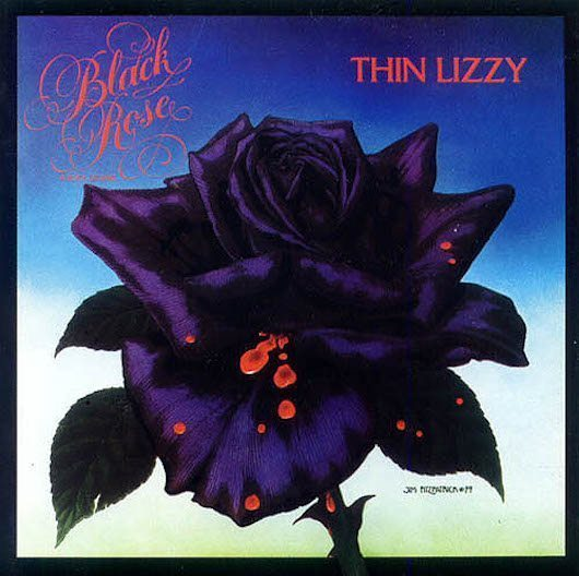 Thin Lizzy Pick A Black Rose In Paris Udiscover