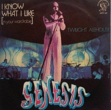 "Genesis In 1974 ""Hit Single"" Shock"