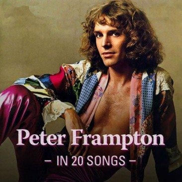 Peter Frampton In 20 Songs