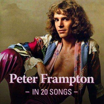 Peter Frampton In 20 Songs