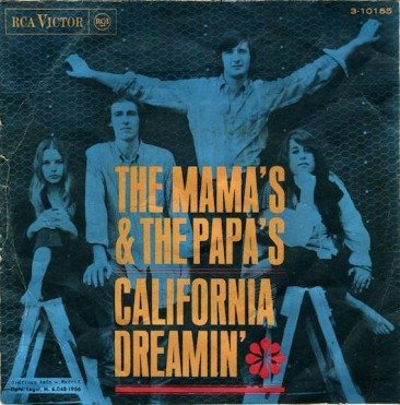 Mamas And The Papas Cross The Atlantic