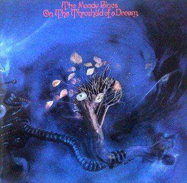 Moody Blues Cross The No. 1 Threshold