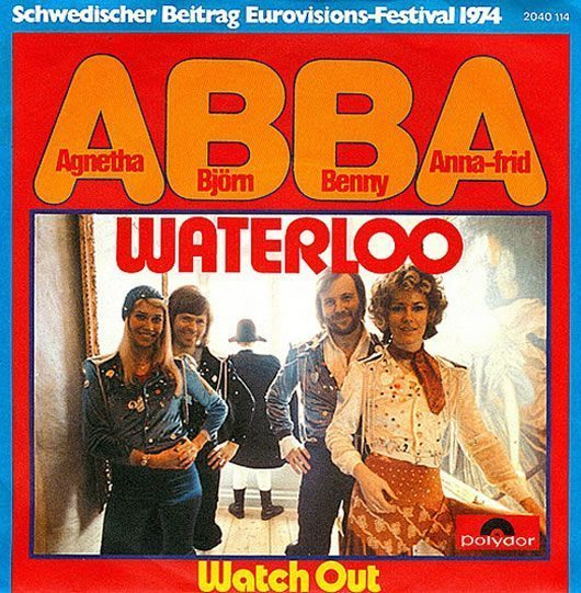Abba Meet Their Waterloo