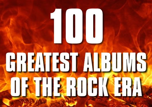 The Greatest Rock Albums
