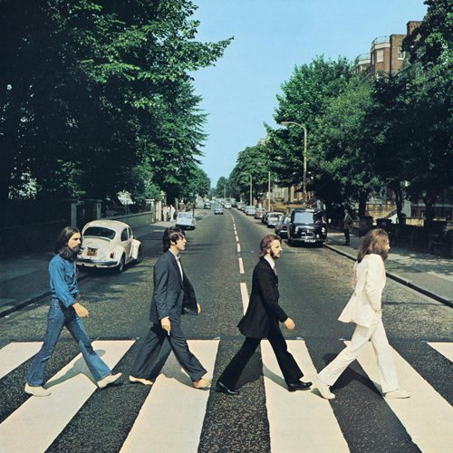 Beatles– Abbey Road