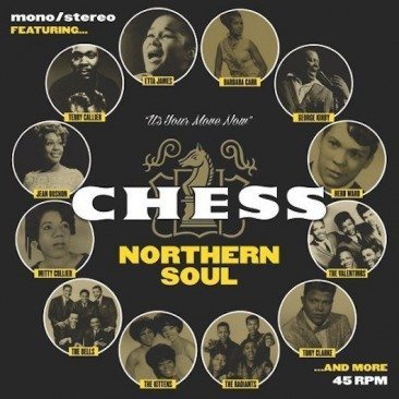 Chess & Capitol Northern Soul Vinyl Sets Coming
