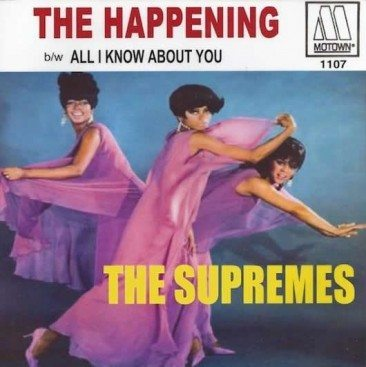 And Then It Happened To The Supremes