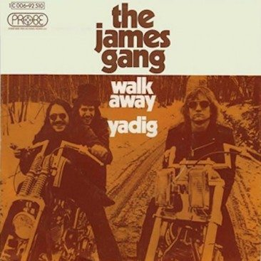 James Gang Stake Out Hot 100 Place With 'Walk Away'