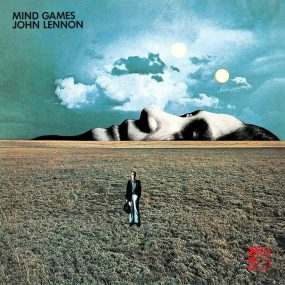 John Lennon Mind Games album cover 820
