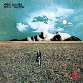 John Lennon Mind Games album cover 820