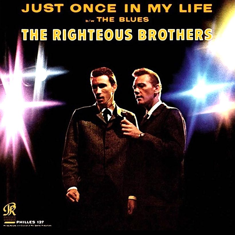 Just Once In My Life album Righteous Brothers