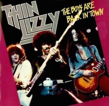 Thin Lizzy And The Boys Break America
