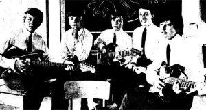 Mick Taylor's first band header