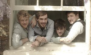 Mumford & Sons in May 2010