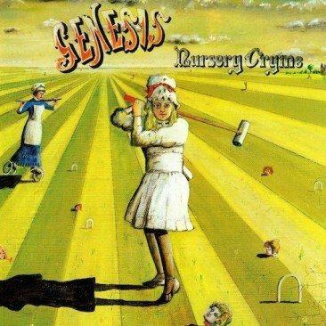 reDiscover Genesis' 'Nursery Cryme'