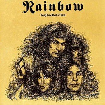 Long Live Rainbow In UK Top Ten