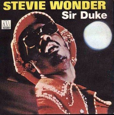 Stevie Wonder Sings For The Duke And Soars To No. 1