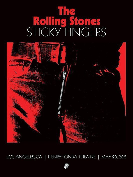 Stones Play 'Sticky Fingers' In Full | uDiscover