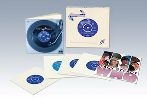 The Who - Vol 2 The Reaction Singles Box exploded packshot