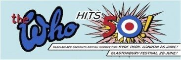 The Who Heading For Glastonbury