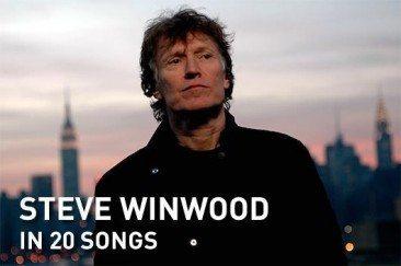 Steve Winwood In 20 Songs