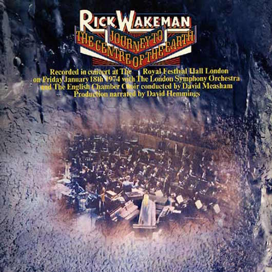 Rick Wakemen Journey To The Centre Of The Earth