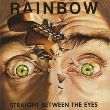 Rainbow Hit The US 'Straight Between The Eyes'