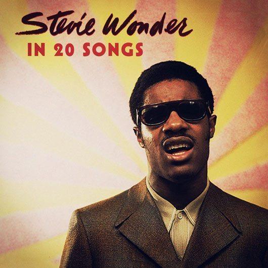 Stevie Wonder In 20 Songs