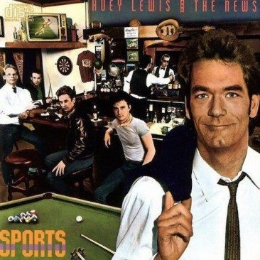 Huey Lewis Holds His Own 'Sports' Day
