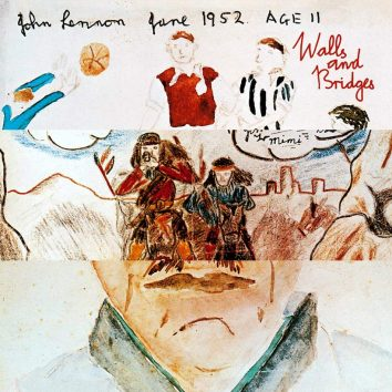 John Lennon Walls And Bridges