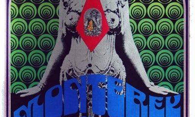 Monterey Pop Festival Poster