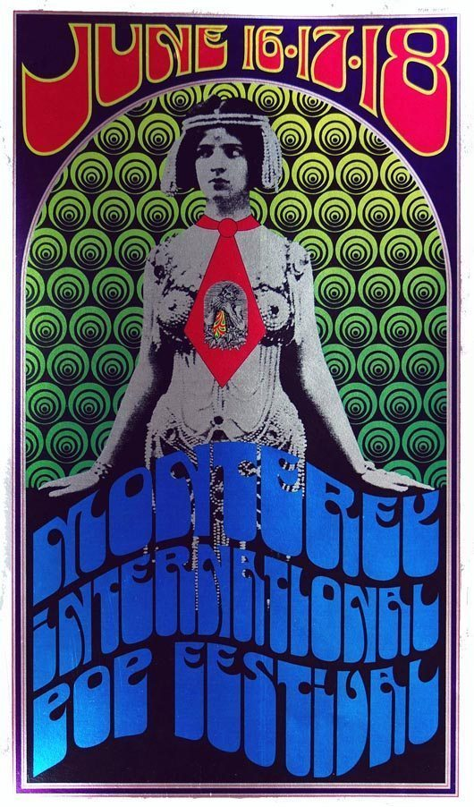 Monterey – The Epicenter of The Summer of Love